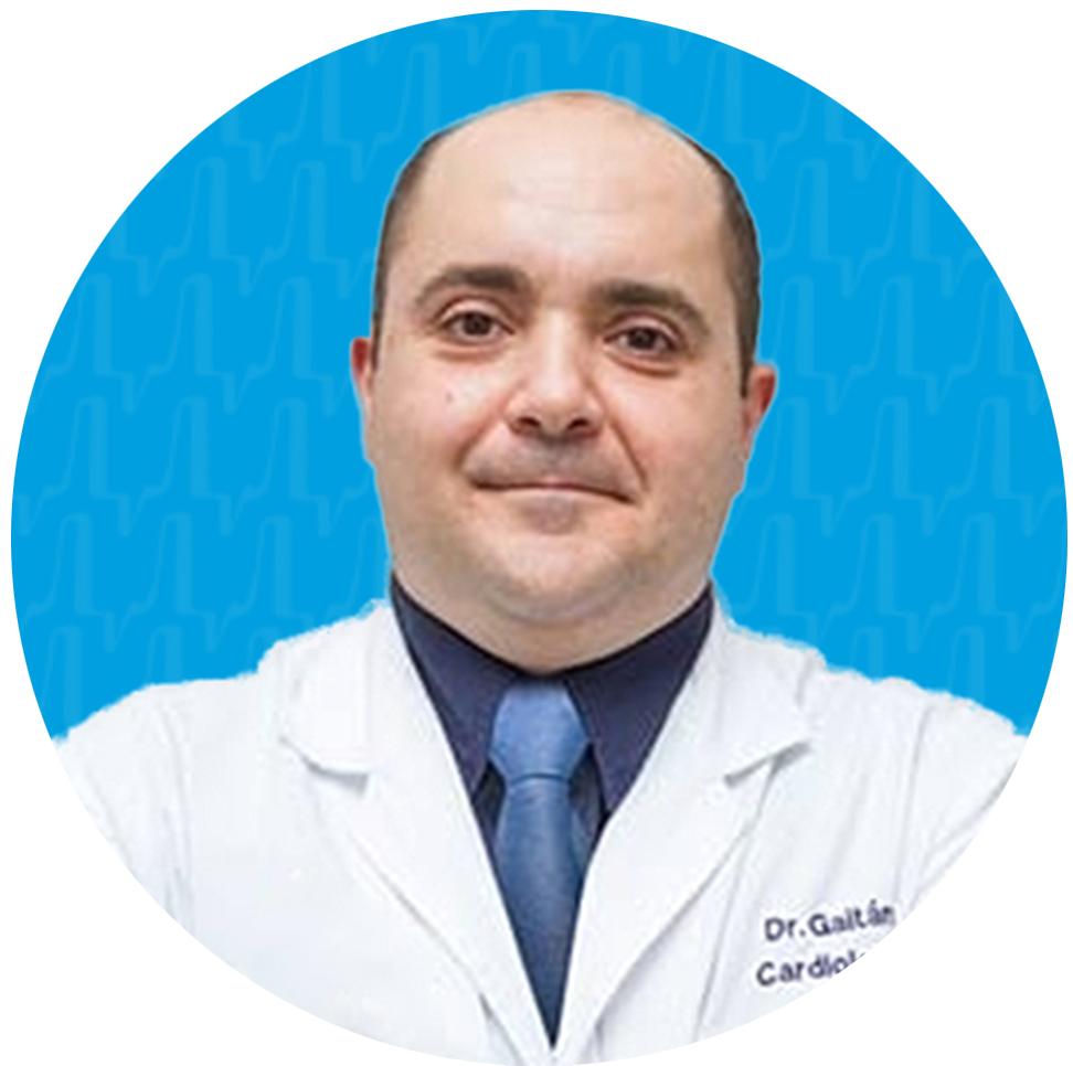 Dr. Daniel Gaitán