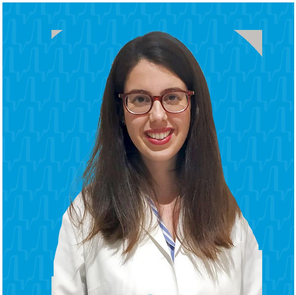Almudena Valle -Cardiologa