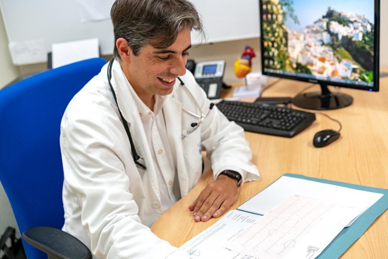 Cardiologo Málaga - Dr. Pedro Chinchurreta 2