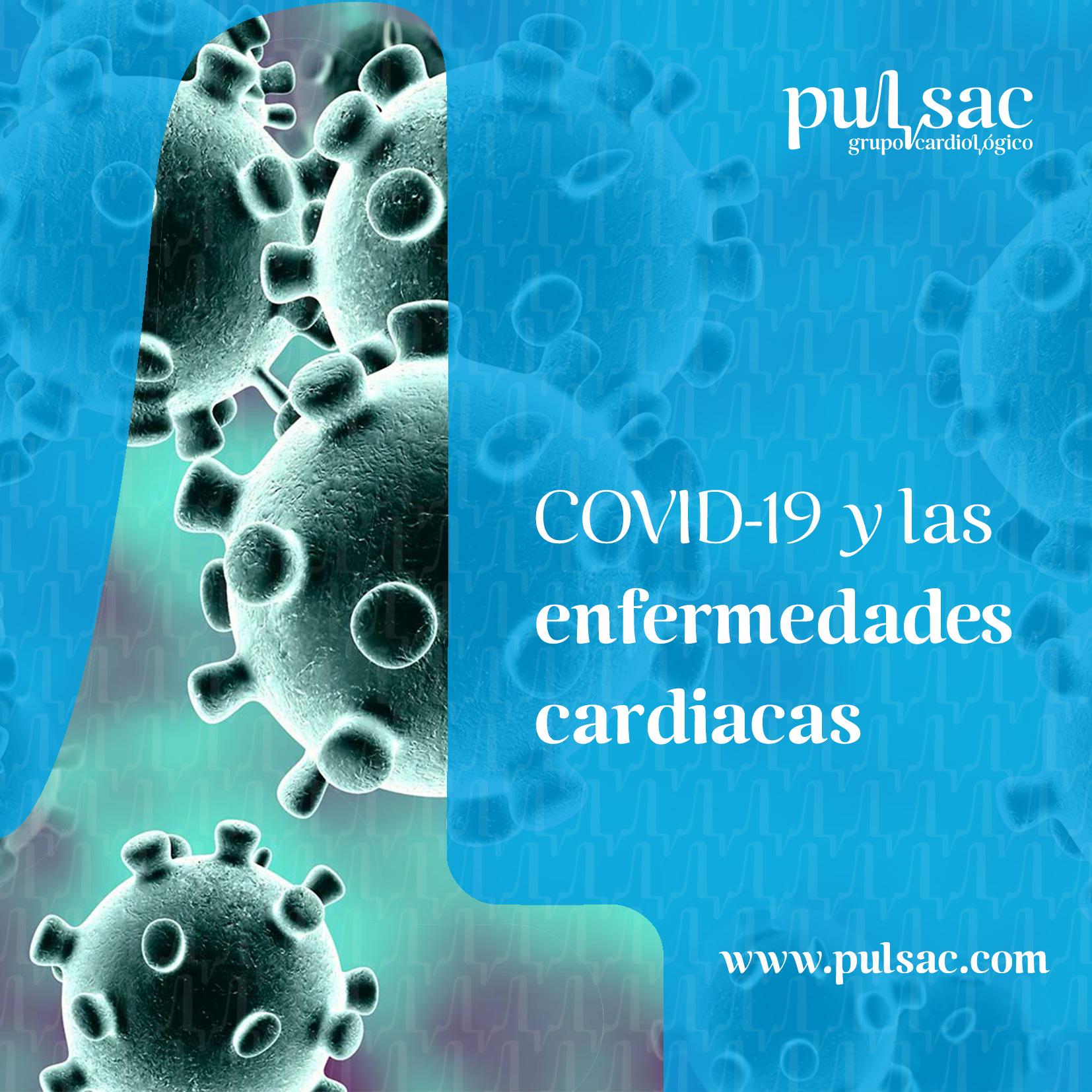 Relación entre el coronavirus y las enfermedades cardíacas