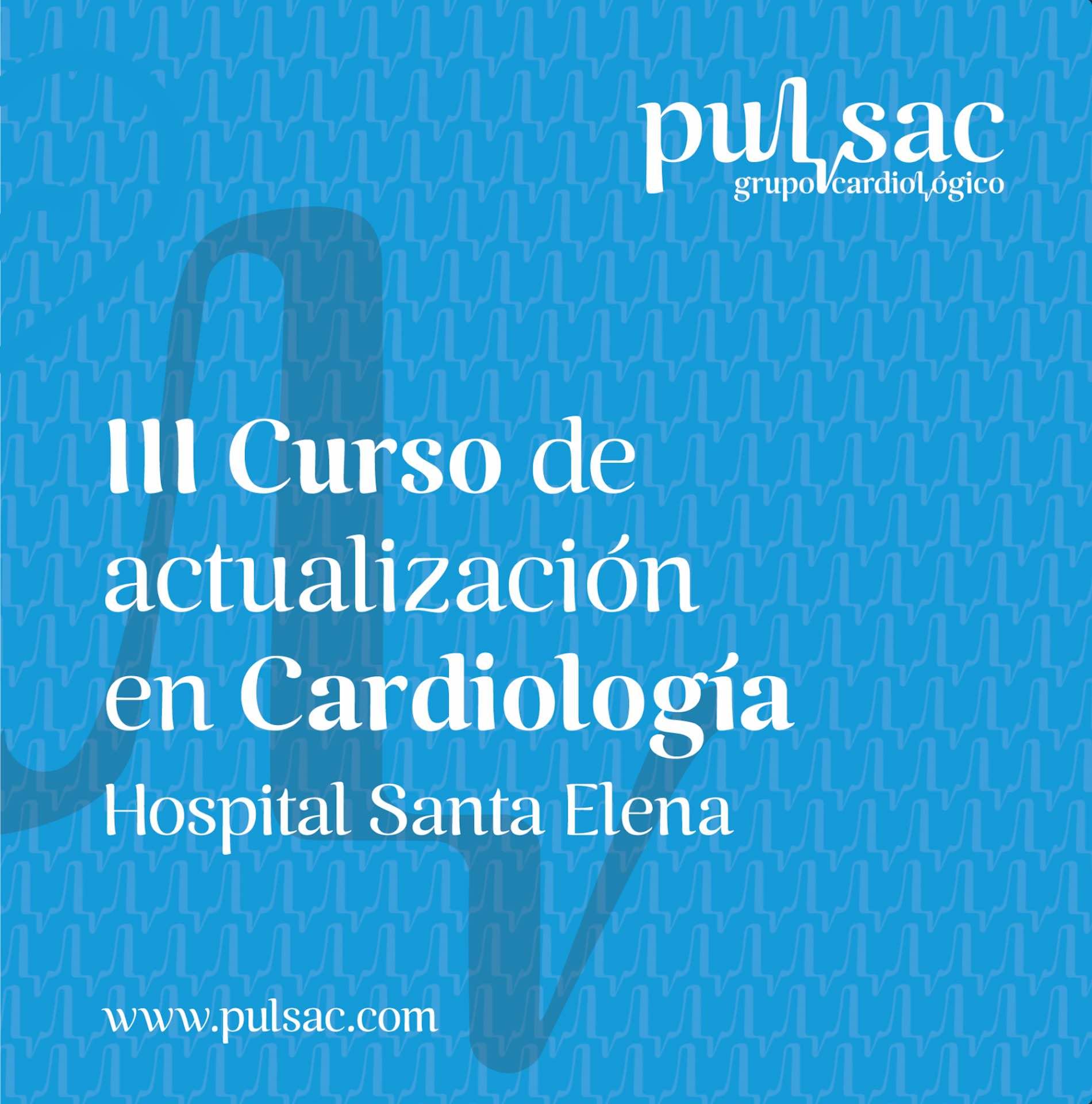 III Curso Actualización en Cardiología