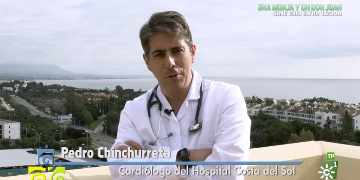 Entrevista Salud al día - Dr. Pedro Chinchurreta